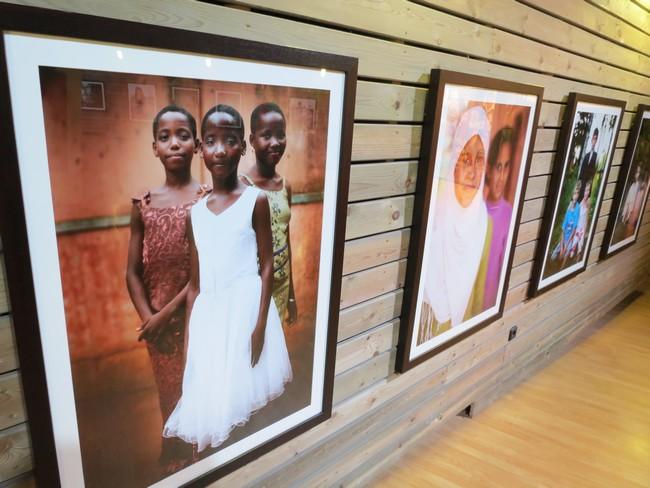 Exposición en Faunia